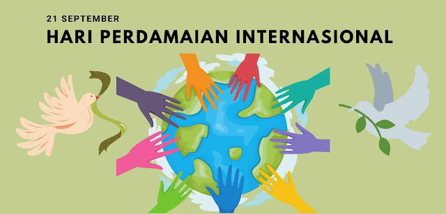 Sejarah Hari Perdamaian Sedunia 21 September