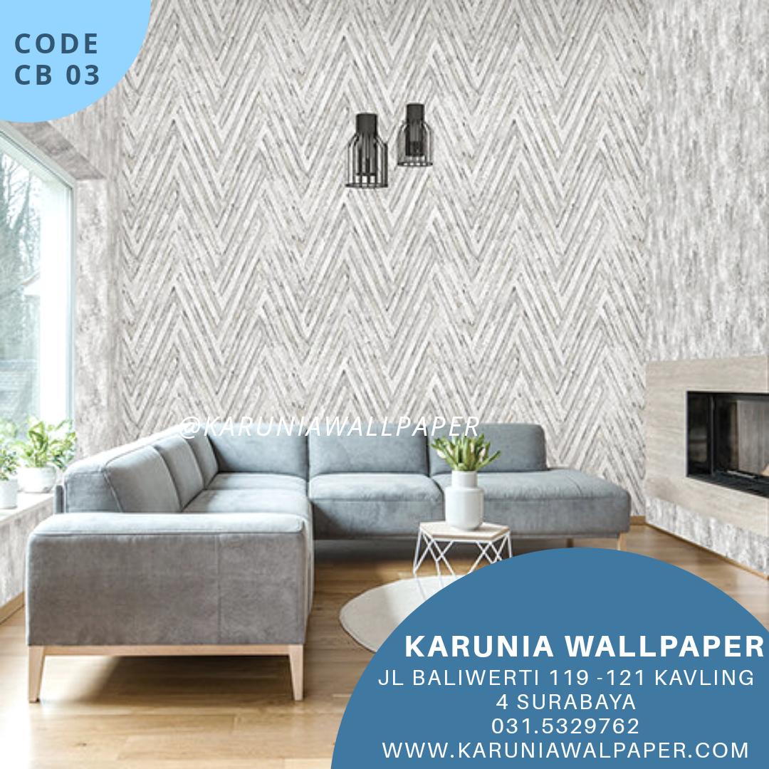 merubah rumah dengan wallpaper dinding