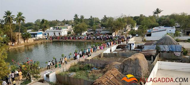 Ramachandrapuram Lake Dornipadu