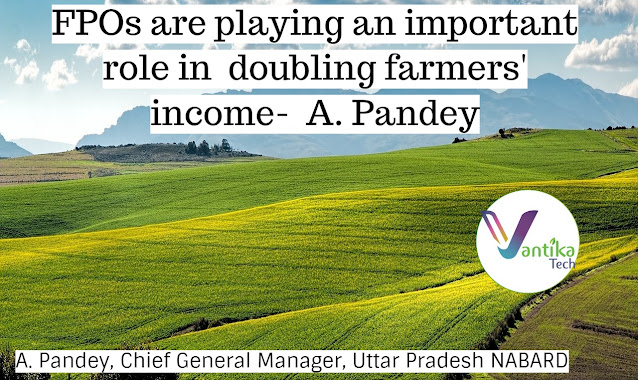 farmers double income