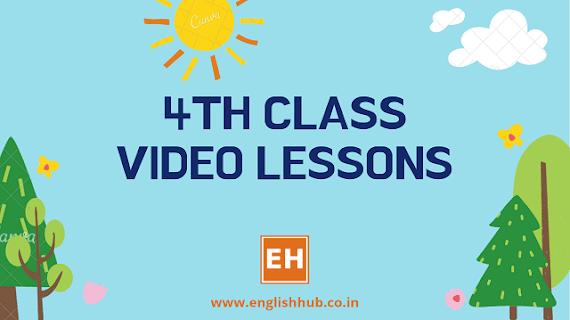 4th Class Samveda Video Lessons