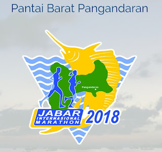 JABAR International Marathon 2018 Pangandaran