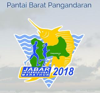 JABAR International Marathon 2018 Pangandaran