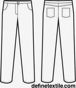 Textile & Clothing Info: Basic Pant