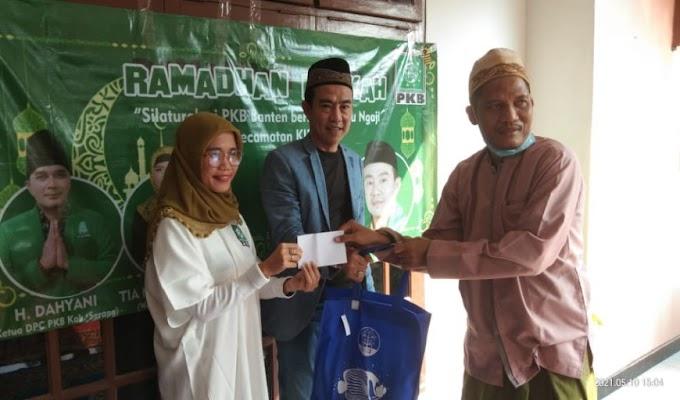 Soal Program BPNT, H. Umar bin Barmawi: Masyarakat Tidak Boleh Komplen