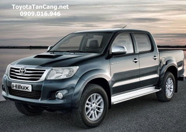 toyota hilux 2015 toyota tan cang 4 - Đánh giá Toyota Hilux 2015: Thách thức mọi chiếc xe bán tải - Muaxegiatot.vn