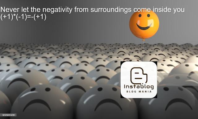 how negativity destroys you