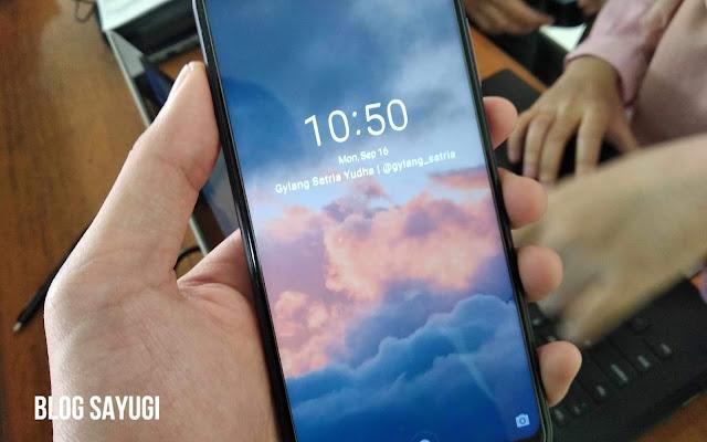 Bug di Nokia 6.1 Plus Android 10 (Januari 2020)