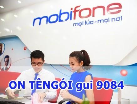 Cú pháp soạn tin đăng ký 3G Mobifone ưu đãi nhất