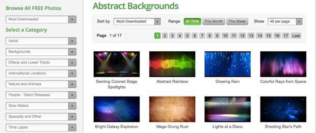 10 Websites Download Free Stock Images