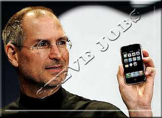 steve job-apple ipod