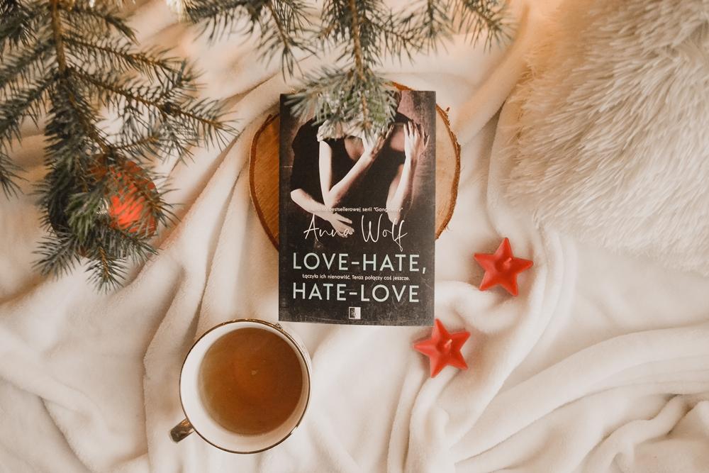 Love-Hate, Hate-Love, Anna Wolf