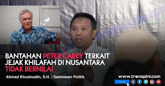 Pasca diblokirnya film Jejak Khilafah Di Nusantara (JKDN), rupanya upaya untuk menjauhkan sejarah Umat Islam di Nusantara dengan Islam dan Khilafah terus berlanjut