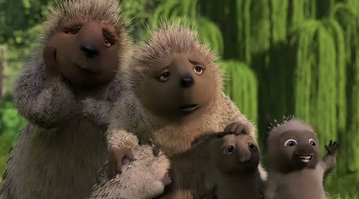 Download Over the Hedge Hindi And English Movie small Size Compressed Movie For PC Single Resumable Links