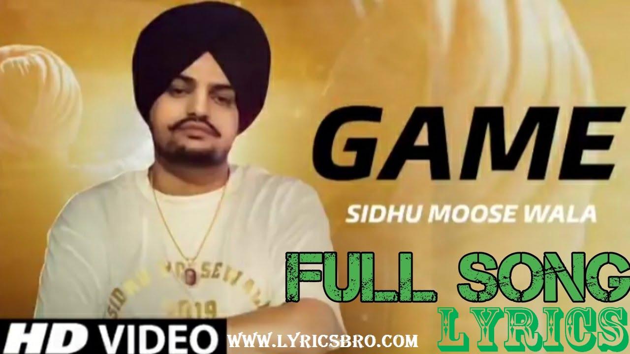 game-song-hindi-lyrics,Sidhu-Moose-Wala,Shooter-Kahlon