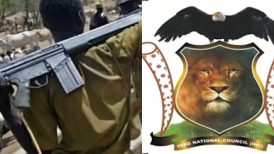 Igbo Group Launches 'Operation Lion Walk' To Put 'Killer Herdsmen' Activities In Check