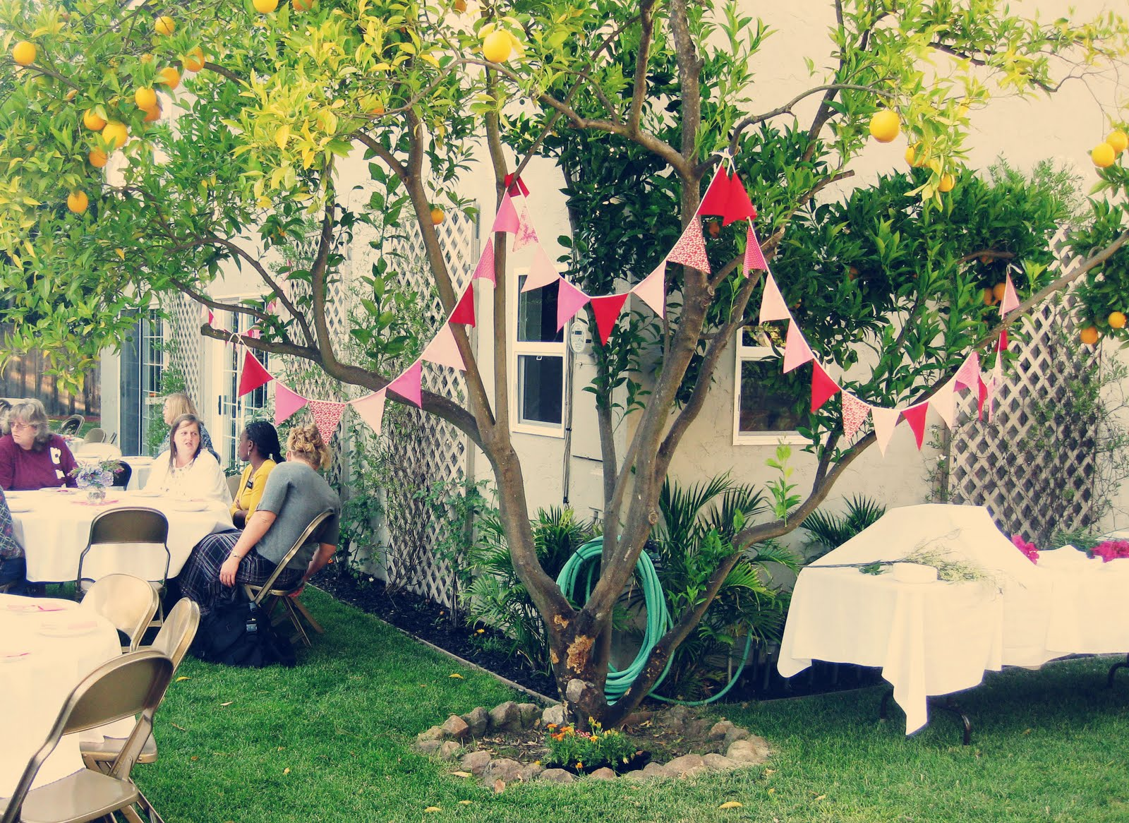 Garden Party Decorating Ideas | Decorating Ideas for Living Room