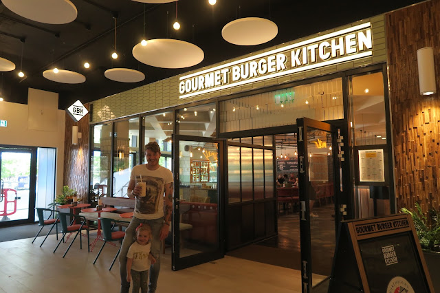 Despite always saying we needed to do it less we absolutely love eating out as a family so when gourmet burger kitchen gbk invited us to their newly