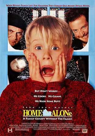 Home Alone 1990 BRRip 720p Dual Audio In Hindi English