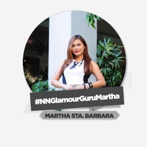 Martha: Best Beauty Blogger