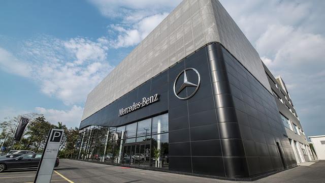 Mercedes-Benz bất ngờ tăng giá loạt xe tại Việt Nam, cao nhất tới 121 triệu đồng