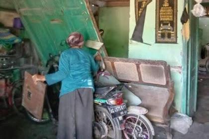 BPBD Blitar Catat 11 Warga Blitar Terluka Akibat Gempa Malang 6.1