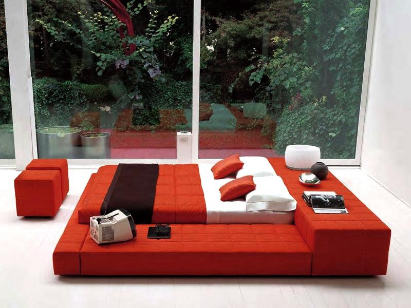 decorando casas Red idéias quartos