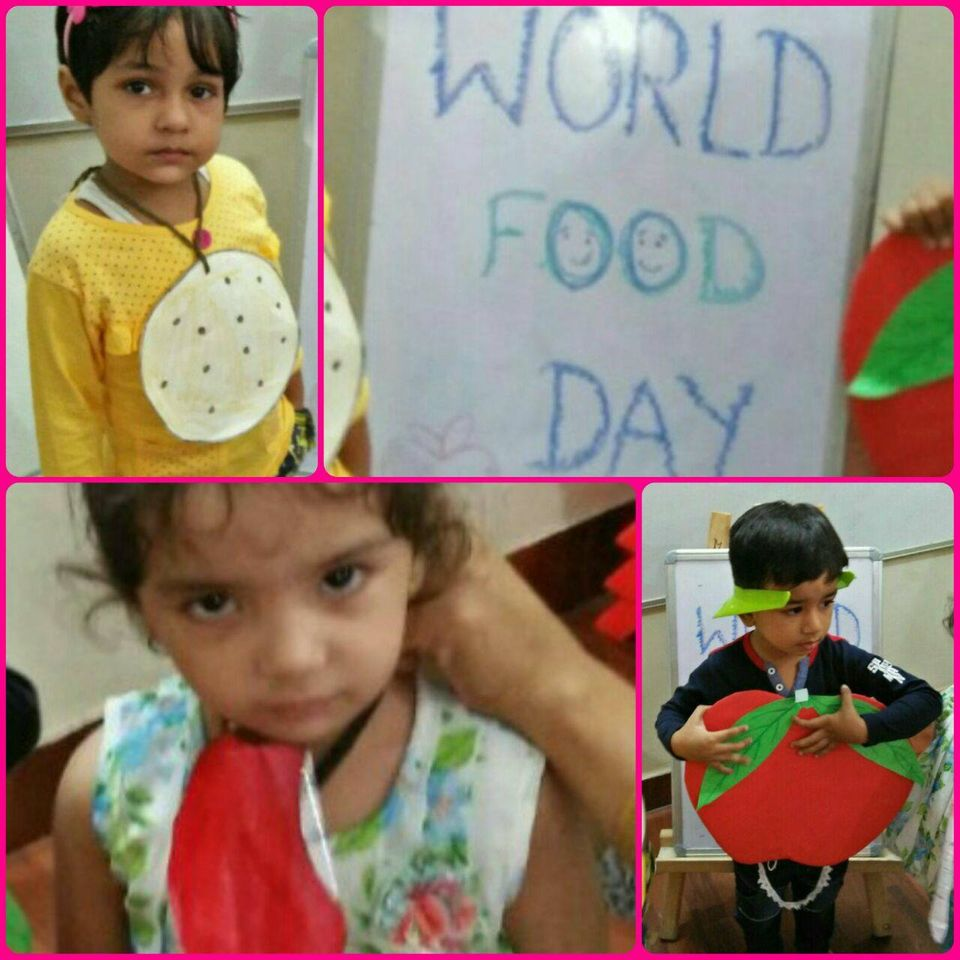 World Food Day Wishes Lovely Pics