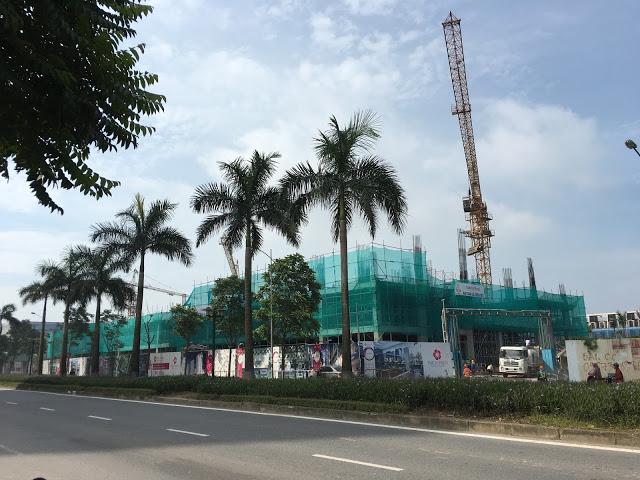 Dự án chung cư The K Park