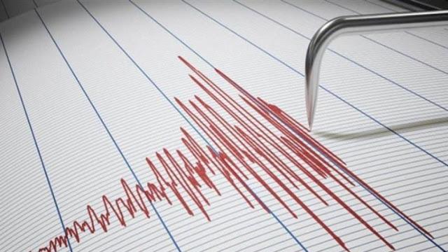 Σεισμός 5,9 βαθμών της κλίμακας Ρίχτερ στη Μεσόγειο νότια της Πύλου