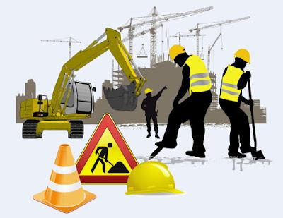 Этапы строительных работ Волгоград