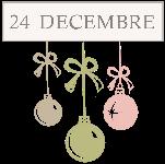 Un Noël Délicat, Chic et Simple - 24