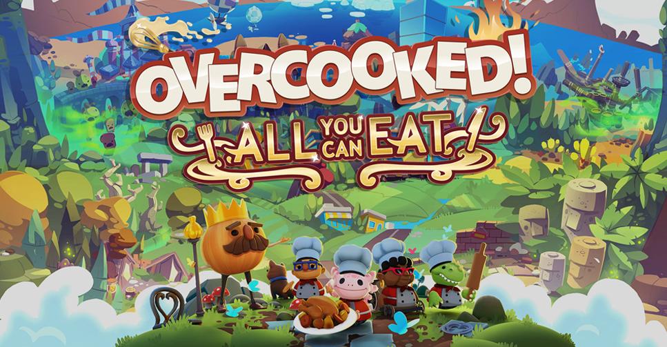 Overcooked! All You Can Eat é anunciado para Nintendo Switch - Nintendo  Blast