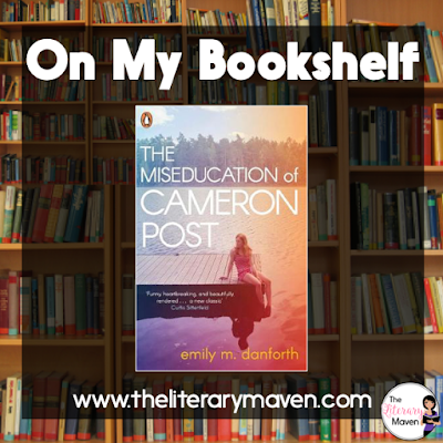 The Miseducation of Cameron Post by Cameron Post is a stunning read about a young girl who loses her parents and realizes her sexual identity in the same day. Her aunt and grandmother take over her care as she wrestles with the guilt of her desires and is eventually forced to attend a conversion therapy program. Read on for more of my review and ideas for classroom application.
