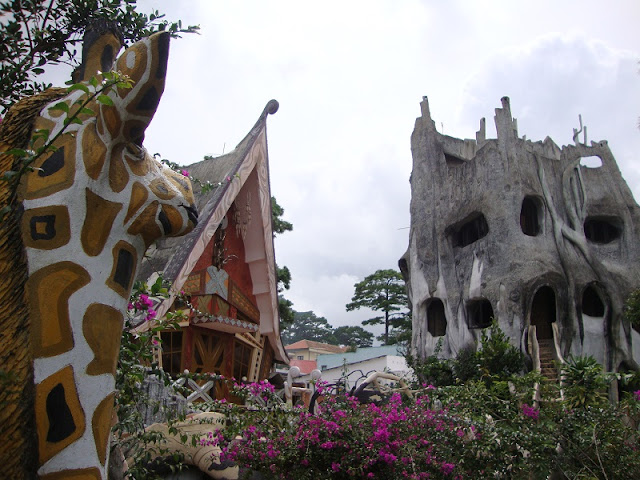 Crazy house in Da Lat