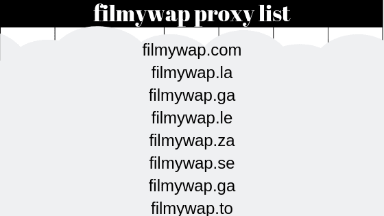 filmywap proxy link