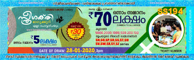 "KeralaLottery.info, ""kerala lottery result 28.01.2020 sthree sakthi ss 194"" 28th January 2020 result, kerala lottery, kl result,  yesterday lottery results, lotteries results, keralalotteries, kerala lottery, keralalotteryresult, kerala lottery result, kerala lottery result live, kerala lottery today, kerala lottery result today, kerala lottery results today, today kerala lottery result, 28 1 2020, 28.1.2020, kerala lottery result 28-1-2020, sthree sakthi lottery results, kerala lottery result today sthree sakthi, sthree sakthi lottery result, kerala lottery result sthree sakthi today, kerala lottery sthree sakthi today result, sthree sakthi kerala lottery result, sthree sakthi lottery ss 194 results 28-01-2020, sthree sakthi lottery ss 194, live sthree sakthi lottery ss-194, sthree sakthi lottery, 28/1/2020 kerala lottery today result sthree sakthi, 28/01/2020 sthree sakthi lottery ss-194, today sthree sakthi lottery result, sthree sakthi lottery today result, sthree sakthi lottery results today, today kerala lottery result sthree sakthi, kerala lottery results today sthree sakthi, sthree sakthi lottery today, today lottery result sthree sakthi, sthree sakthi lottery result today, kerala lottery result live, kerala lottery bumper result, kerala lottery result yesterday, kerala lottery result today, kerala online lottery results, kerala lottery draw, kerala lottery results, kerala state lottery today, kerala lottare, kerala lottery result, lottery today, kerala lottery today draw result,"