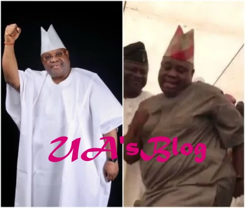 PDP's Adeleke Fails To Show Up For #OsunDebate