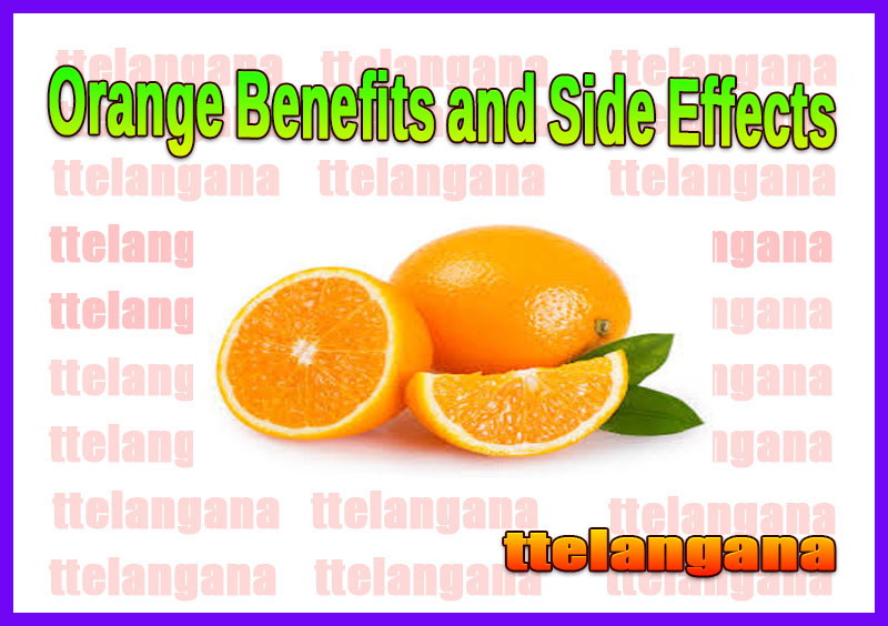Orange Benefits and Side Effects
