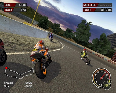 Free Download Game MotoGp 3 Terbaru Full Version