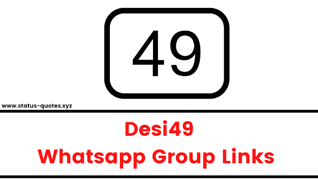 【NEW】Desi40 Whatsapp Group Link