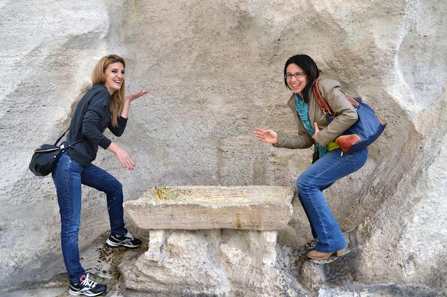 fontana degli innamorati di Roma