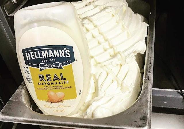 Kem mayonnaise, Scotland