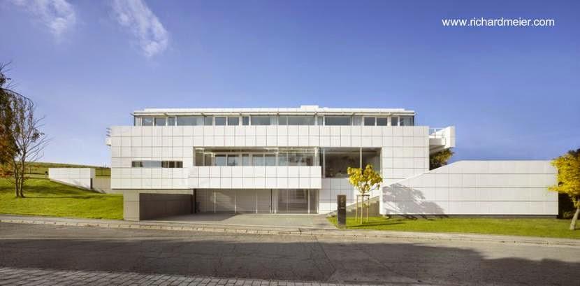 Casa residencial contemporánea en Luxemburgo 2011