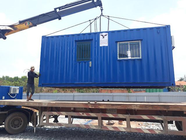 Độc Đáo Dịch Vụ Container Giá Rẻ Tại Long An