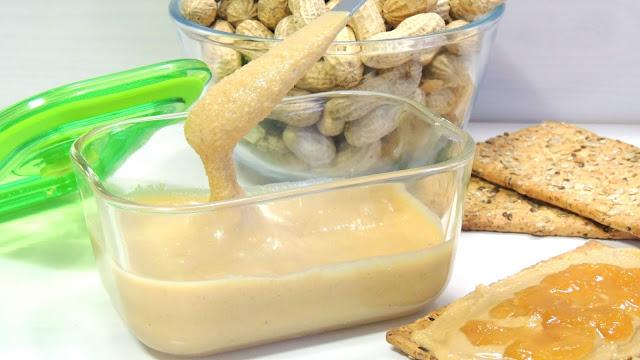 cremas y salsas, Receta con frutos secos, Receta con crema de cacahuete, Receta con cacahuete, maní, cacahuate,