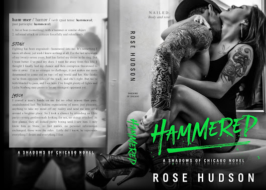 RELEASE BLITZ: Hammered by Rose Hudson
