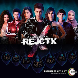 Rejctx 2 Web Series on Zee5