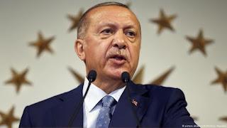 Kecam Bentrokan Di Masjid Al Aqsa, Erdogan: Israel Negara Ter*ris Yang Kejam