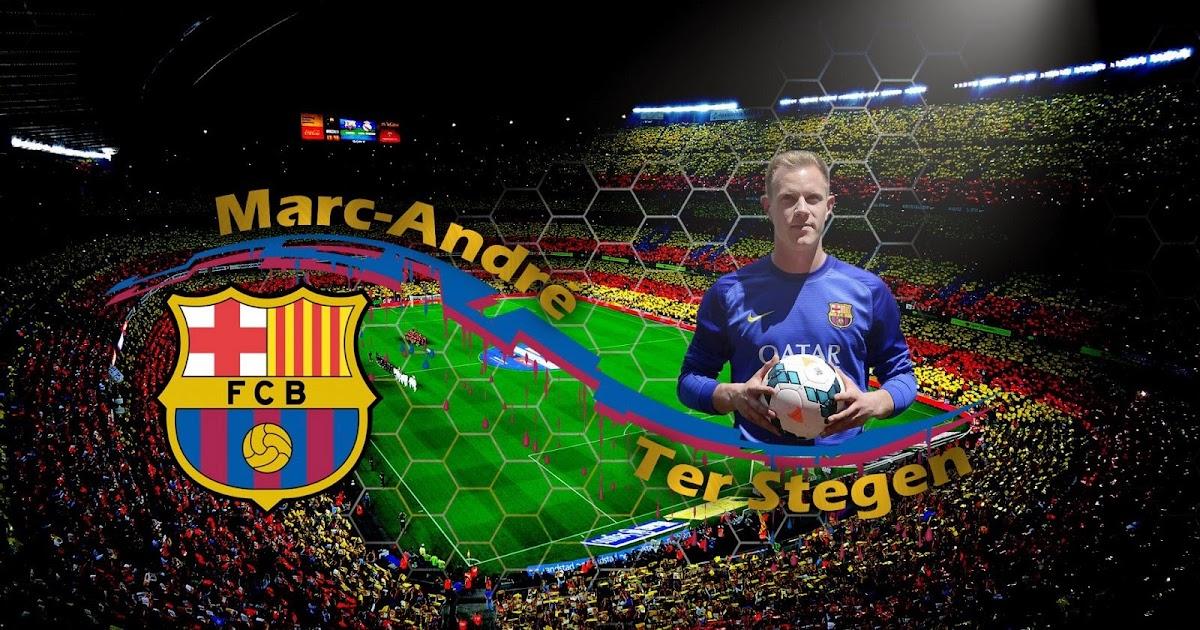 Marc Andre Ter Stegen 2014 FC Barcelona German Goalkeeper